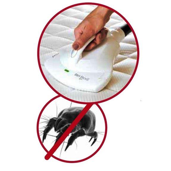 Uvc huisstofmijtlampen allergeendichte hoezen allergie for Huisstofmijt spray